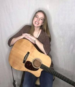 Alexis Hamilton-Mele Wins First Rick Lang music Scholorship