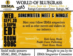 Songwriter Meet & Mingle